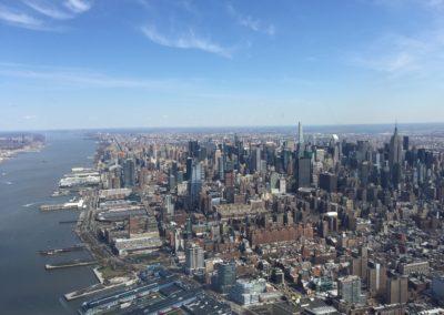 Sanne Østergaard Nissen New York Skyline