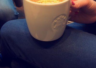 Sanne Østergaard Nissen Time for coffee