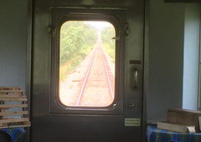 The roads we take train